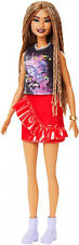 Barbie Fashionistas Doll #123 Kid Toy Gift
