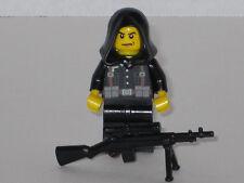Lego Custom Minifig WW2 Modern Warfare Wehrmacht Sniper with weapon Army Builder