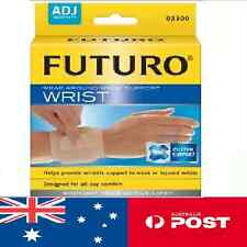 FUTURO Wrap Around Wrist Support *Brand New* Support  ADJUSTABLE NO 1 Brand F5