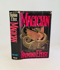 Magician-Raymond E. Feist-SIGNED TWICE!!-First/1st Book Club Edition-1982-RARE!!