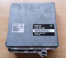 BMW E36 318tds motorsteuergerät Bosch 0281001243 engine control unit