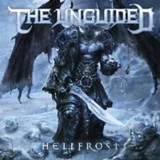 THE UNGUIDED - HELL FROST  CD HEAVY METAL NEU