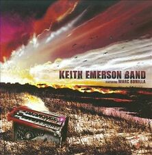 Keith Emerson Band Featuring Marc Bonilla, Keith Emerson, Marc Bonilla, Kei, New