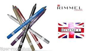 RIMMEL Scandaleyes & Ombre & Special Eyes & Kohl Kajal & Gel Eyeliner pencil