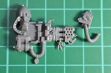 Warhammer 40000-Space volves-Terminator-Lance flammes lourd