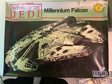 Star Wars Return of the Jedi Millennium Falcon ERTL Model