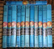 U pik a copy of Hardy Boys/Nancy Drew matte-flashlight-pb #1-66. Complete a set