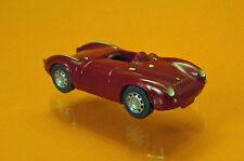 Wiking 016702 Porsche 550 Spyder - purpurrot