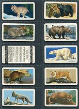 BROOKE BOND CANADA - PICK YOUR CARD - ANIMALS (ROLAND/ROLLAND),BIRDS,BUTTERFLIES