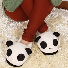 Cute Panda Winter Coral Velvet Warm Soft Anti-slip Home Slipper Shoe