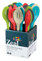 Kitchen Innovations  Assorted Colors  Slotted Spoon