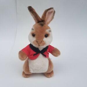 Ty Beanie Babies Peter Rabbit Flopsy Plush Bunny Stuffed Animal Beatrix Potter