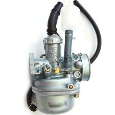 PZ19 Lever Choke Carburetor 50 70 90 110 125CC ATV TAOTAO Honda CRF Carb Chinese