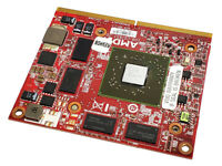 AMD ATI RADEON HD 5650 MXM 3.0 1GB GDDR3 LAPTOP GRAPHICS VIDEO CARD 628467-001