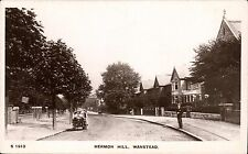 Wanstead. Hermon Hill # S 1913 by WHS Kingsway.