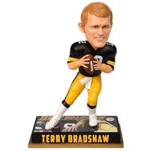 Terry Bradshaw Pittsburgh Steelers NFL Legends Series Bobblehead NFL