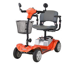 Mobility Scooters with Swivel Seat