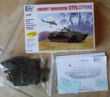 Gepanzerter Transporter OT90 - Panzer   - 1:87 Bausatz