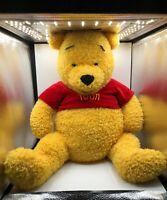 Jumbo Disneyland Winnie The Pooh Bear Disney World Plush Kids Stuffed Toy Animal