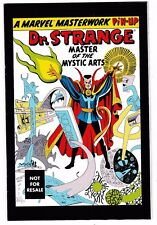 STRANGE TALES #110 (VF/NM) 1st DOCTOR STRANGE Appearance! Marvel Legends Reprint