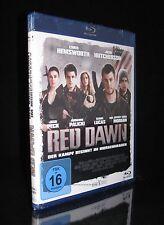 BLU-RAY RED DAWN - DIE ROTE FLUT (2012) - Neuverfilmung *** NEU ***