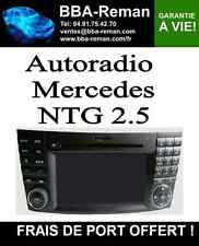 Réparation - Autoradio GPS Mercedes Classes E et CLS NTG 2.5 A2198700194