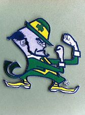"NOTRE DAME *Fighting Irish* Patch/ NCAA/  3.25"", Good Gift....FREE shipping USA"