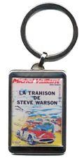 Porte-clé métal Michel Vaillant Porte-clé métal, La trahison de Steve Warson