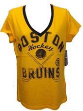 New Boston Bruins Hockey Womens Sizes XS-S-M-L-XL 4Her G-III Shirt