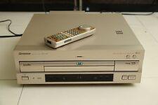 Pioneer DVL-919,DVL-91 LD,CD,DVD Player NTSC Region Code Free