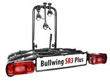 Bullwing SR3 Plus Heckträger Fahrradträger Anhängerkupplung 3 Räder abklappbar