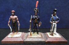 Figurines peintes MARINE CORSAIRE - I° EMPIRE LOUIS-PHILIPPE