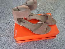 Gabor Damen Sandaletten Gr: 4 1/2 = EUR: 37 1/3; Braun; Echt Leder