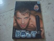 NEW RARE Chi Chi LaRue BOLT oop POSTCARD BOOK photography nude male gay interest