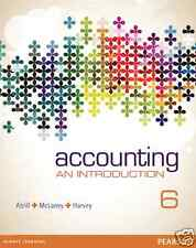 NEW - FAST to AUS - Accounting : An Introduction by Atrill (6 Ed)