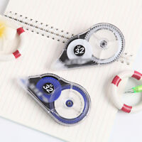 32M*5MM Roller Correction Tape White Out Study Office School Student Statio NTAT