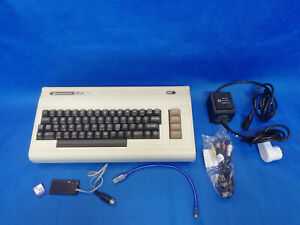 Commodore VIC20 - SD2IEC+SD card, Video cable, Power supply