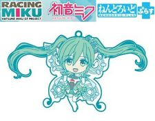 Good Smile GT Project Racing Miku 2017 Nendoroid Plus Trading Rubber Strap A NEW