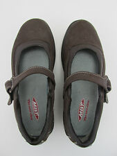 MBT Kaya Mary Janes Nubuck Brown  Walking Shoes Women's 10 EU 41
