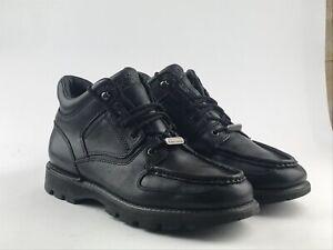 Rockport XSC Hydro Shield Boots Size 9 Colour Black