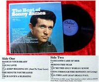 LP Sonny James The Best of Sonny James