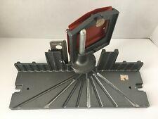 Vintage Metal Stanley Handyman Mitre Miter Box H114A   Made in USA