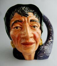 """New ListingRoyal Doulton Character Toby Jug - The Fortune Teller - 4"""" #D6503 Excellent"""