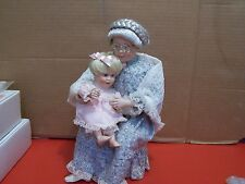 Danbury Mint Porcelain Collector Doll Once Upon A Time by Judy Belle new