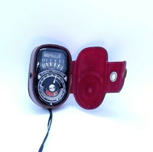 Sekonic Profesional L-III Light Meter - Seiko Universal Exposure Meter