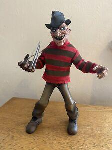 Mezco Cinema Of Fear A Nightmare On Elm Street Freddy Krueger Figure