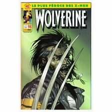 GABRIELE DELL OTTO SAVAGE WOLVERINE FRENCH VARIANT COVER LIMITED RARE