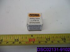 Futura by Hawkins F10-12 Safety Valve for Hard Anodized Pressure Cookers