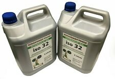 Hydraulic Oil ISO 32 2x5L Car Lift Oil Fluid 2 Post 4 Post Scissor Ramp Jack Oil