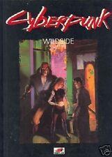 JDR RPG JEU DE ROLE / ORIFLAM CYBERPUNK WILDSIDE